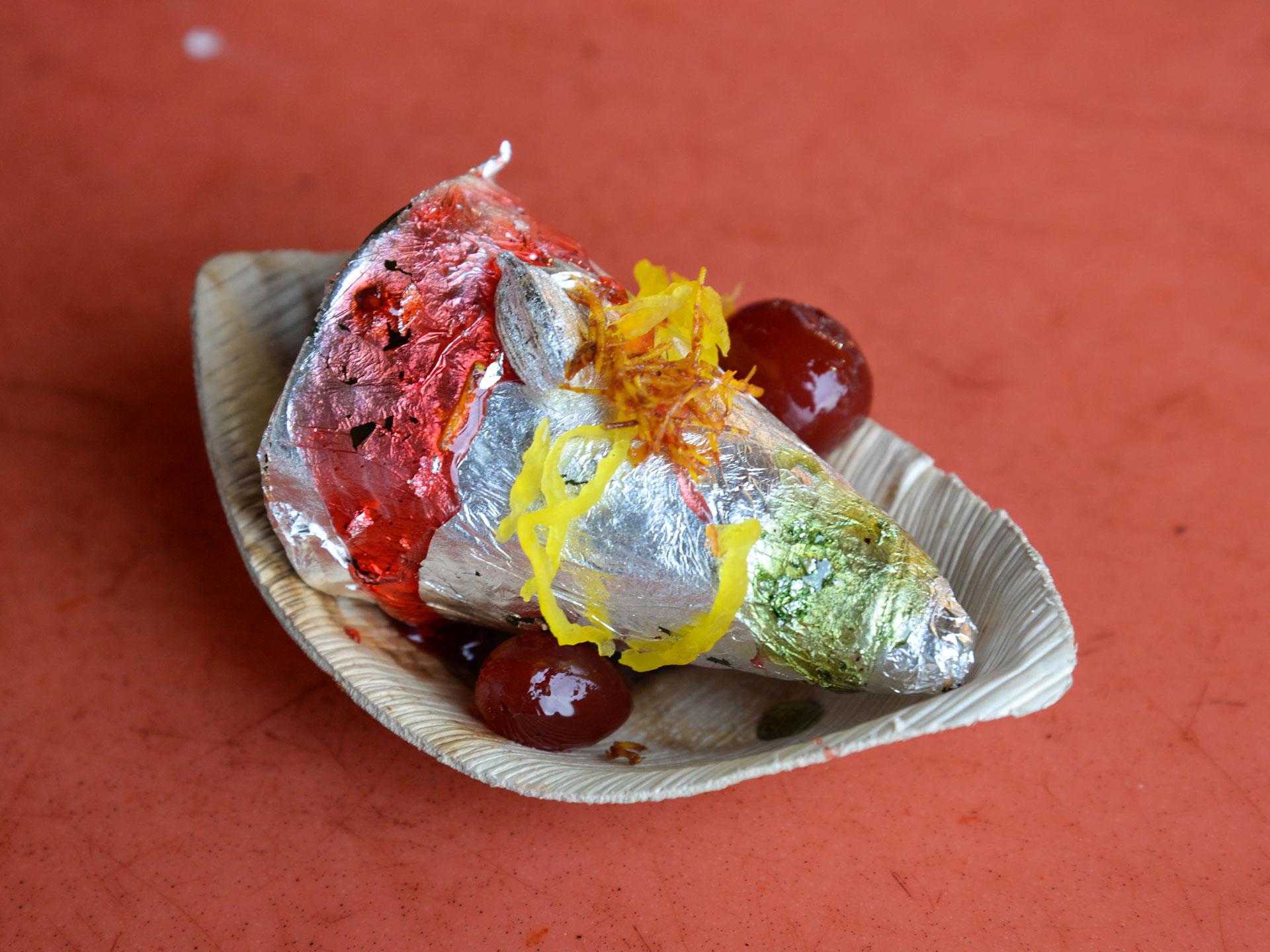 Bhagat ka Navratan Paan, Bhagat Paan Bhandar, Jaipur -Taste