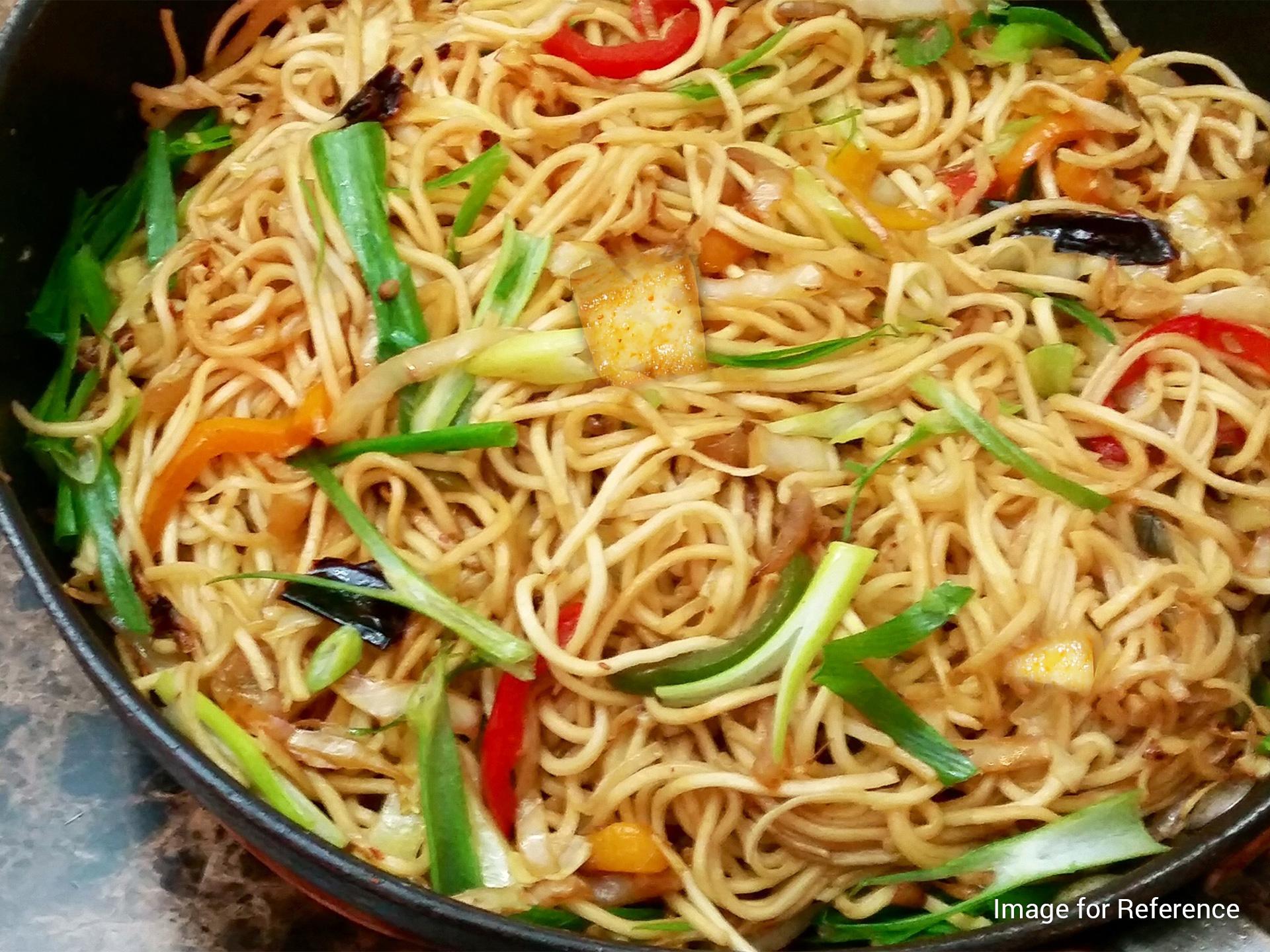 Jyoti Chinese Fast Food Ka Paneer Chow Mein Jyoti Chinese Fast Food